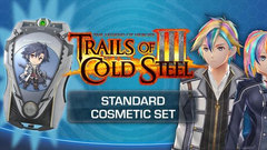 The Legend of Heroes: Trials of Cold Steel III - Standard Cosmetic Set