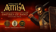 Total War™: ATTILA – Empires of Sand Culture Pack