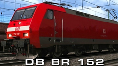 Train Simulator: DB BR 152 Loco Add-On