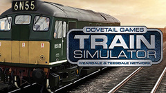 Train Simulator Weardale & Teesdale Network Route Add-On