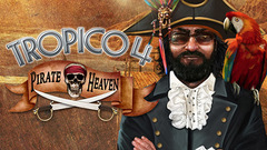 Tropico 4: Pirate Heaven DLC
