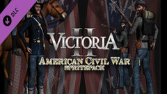 Victoria II: A House Divided - American Civil War Spritepack