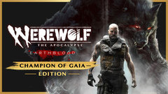 Werewolf The Apocalypse Earthblood - Champion Of Gaia Edition