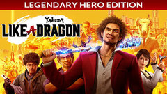 Yakuza: Like a Dragon Legendary Hero Edition