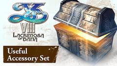 Ys VIII: Lacrimosa of DANA - Useful Accessory Set