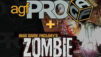 Axis Game Factory's AGFPRO + ZOMBIE