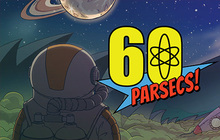 60 Parsecs! Badge