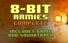 8-Bit Armies - Complete Military Edition Badge