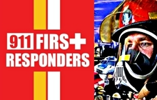 911: First Responders® Badge