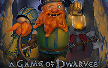 A Game of Dwarves Badge