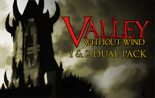A Valley Without Wind 1 & 2 Dual Pack Badge