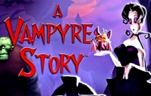 A Vampyre Story Badge