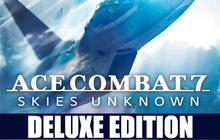 ACE COMBAT 7: SKIES UNKNOWN Deluxe Launch Edition Badge