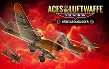 Aces of the Luftwaffe Squadron - Nebelgeschwader Badge
