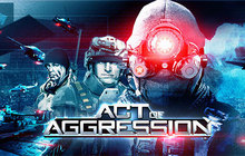 Act of Aggression Badge