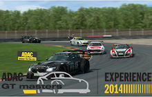 ADAC GT Masters Experience 2014 Badge