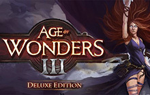 Age of Wonders III Deluxe Edition Badge