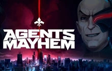 Agents of Mayhem Badge