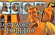AGON - The Lost Sword of Toledo Badge