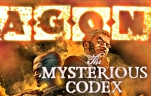 AGON - The Mysterious Codex (Trilogy) Badge