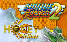 Airline Tycoon 2: Honey Airlines DLC Badge