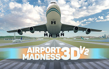 Airport Madness 3D: Volume 2 Badge
