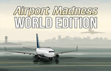 Airport Madness: World Edition Badge