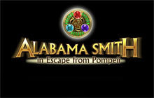 Alabama Smith: Escape from Pompeii Badge
