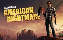 Alan Wake's American Nightmare Badge