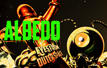 Albedo: Eyes from Outer Space Badge