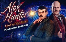 Alex Hunter: Lord of the Mind Platinum Edition Badge