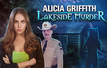 Alicia Griffith – Lakeside Murder Badge