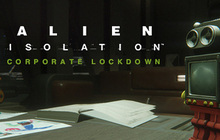 Alien: Isolation - Corporate Lockdown Badge