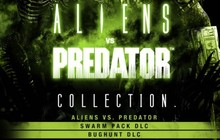 Aliens vs. Predator Collection Badge