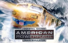 American Powerhaul Train Simulator Badge