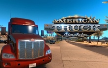 American Truck Simulator Badge