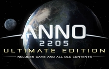 Anno 2205™ Ultimate edition Badge