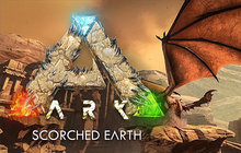 ARK: Scorched Earth - Expansion Pack Badge