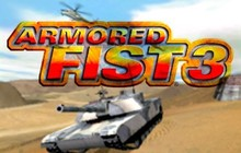Armored Fist 3 Badge