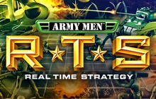 Army Men RTS Badge