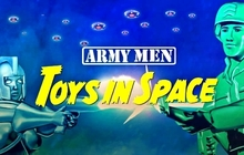 Army Men: Toys In Space Badge