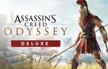 Assassin's Creed Odyssey - Deluxe Edition Badge