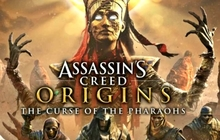 Assassin's Creed Origins - The Curse Of the Pharaohs Badge