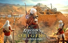 Assassin's Creed Origins - The Hidden Ones Badge
