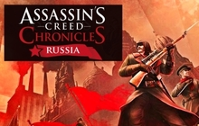 Assassin's Creed Chronicles: Russia Badge