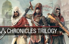 Assassin's Creed Chronicles: Trilogy Badge