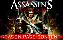 Assassin's Creed III Season Pass Badge