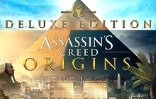 Assassin's Creed Origins - Deluxe Edition Badge