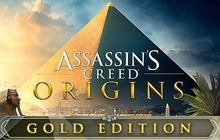 Assassin's Creed Origins - Gold Edition Badge