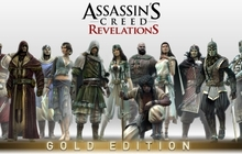 Assassin's Creed® Revelations Gold Edition Badge